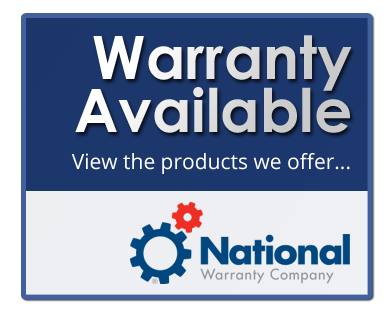 Warranty Available